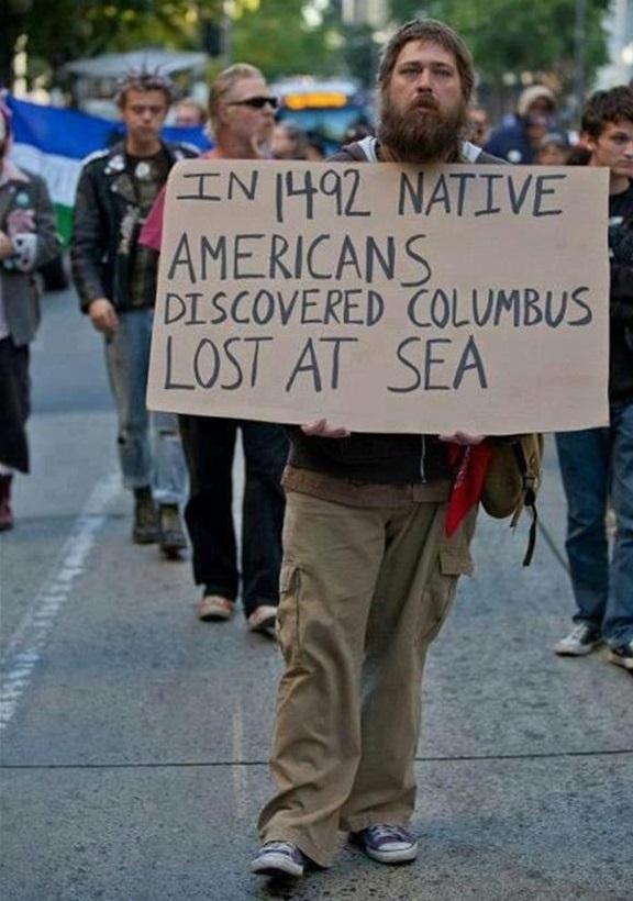 Tutto è relativo. A volte addirittura la tua nazione non lo è...