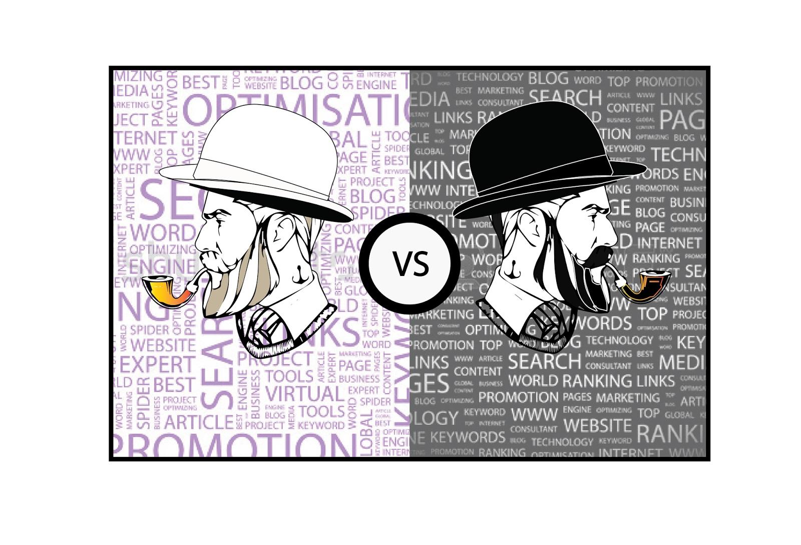 black hat vs white hat