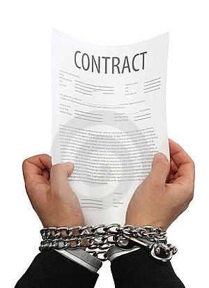 Un contratto di lavoro è il baratto di un pezzo della propria vita per soldi