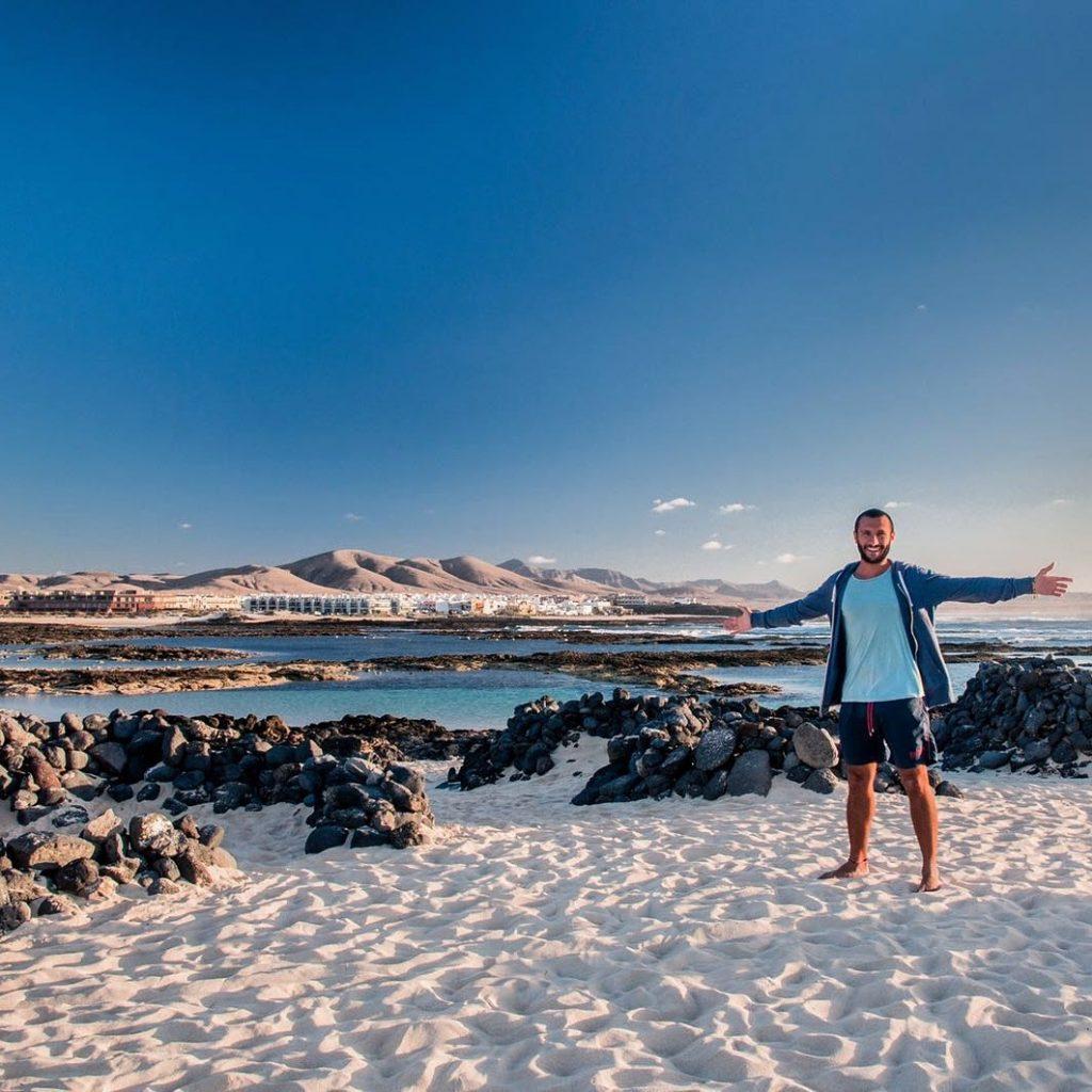stefano spiaggia