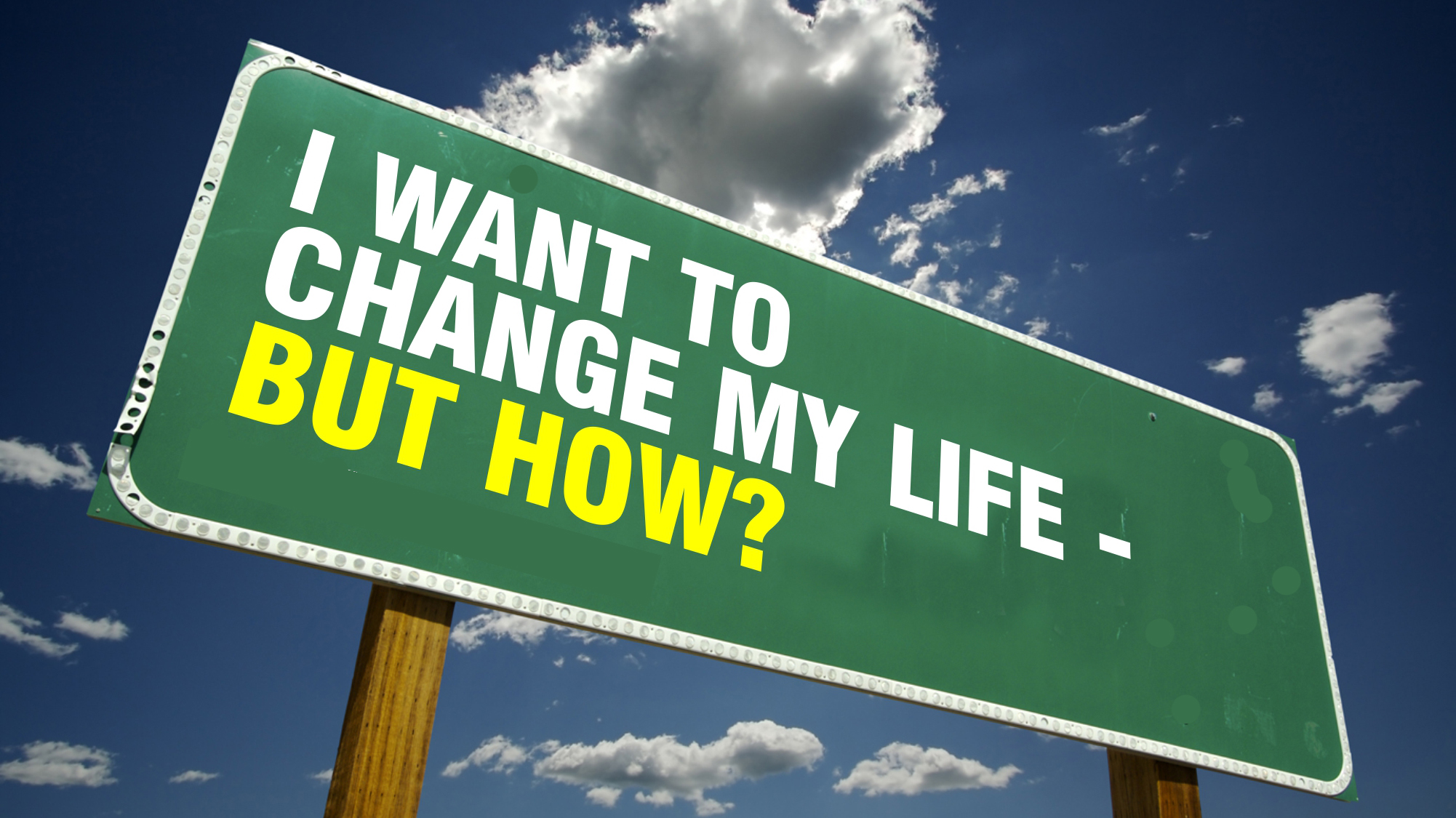 cambia la tua vita