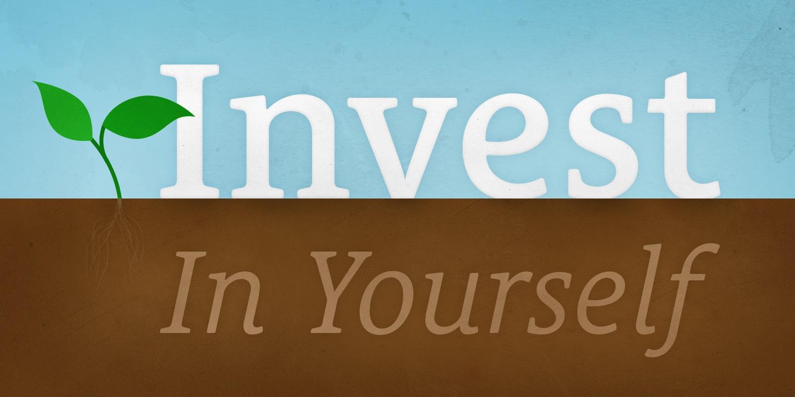 investi in te stesso