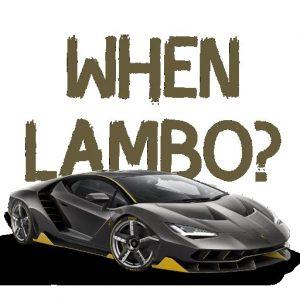 when lambo